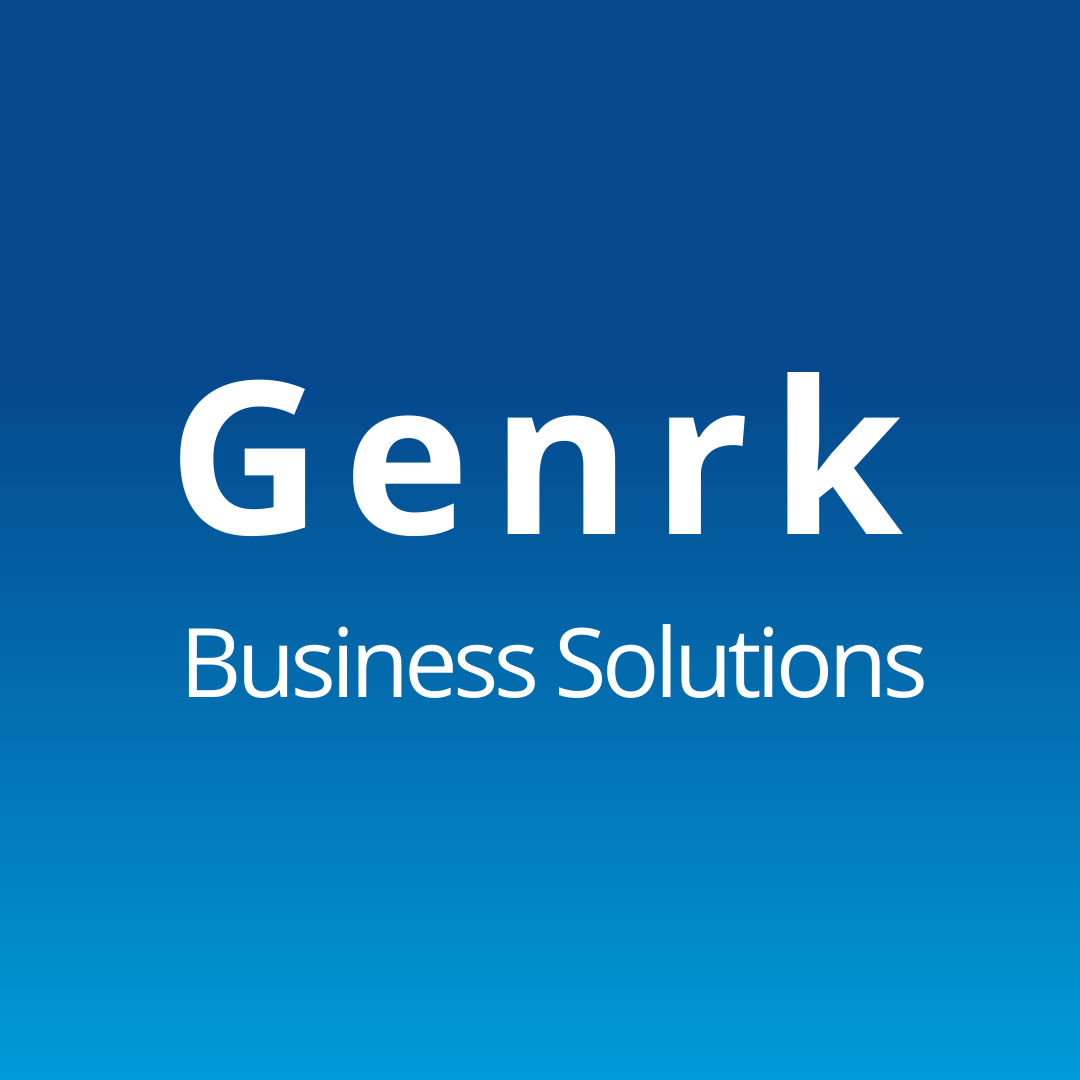 Genrk Business Solutions logo | Digital Agency